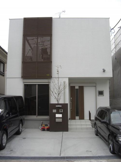 K邸 W造 2階建て